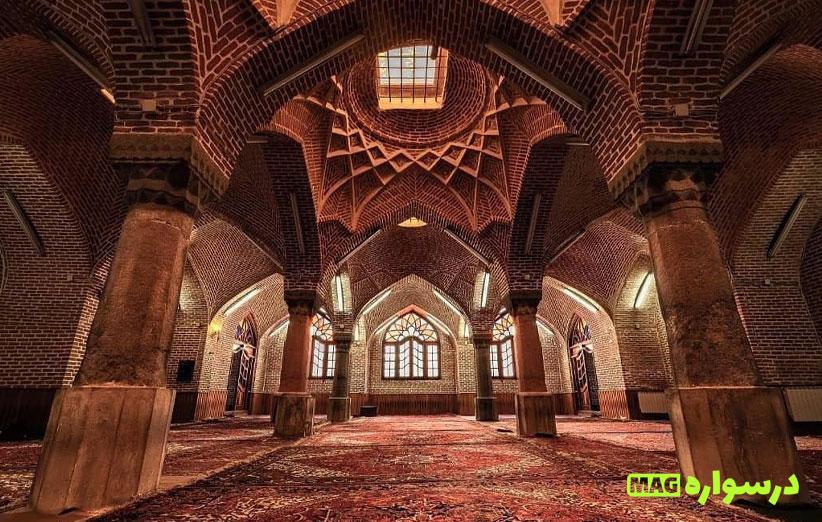 مساجد-تاریخی-تبریز