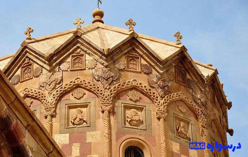 کلیساهای تبریز